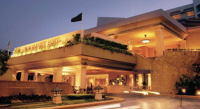 JW 메리어트 호텔 뭄바이 주후 - 뭄바이 - 건물