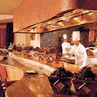JW 메리어트 호텔 뭄바이 주후 Restaurant