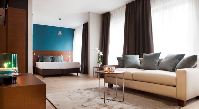 Residence Agenda - 브뤼셀 - 침실