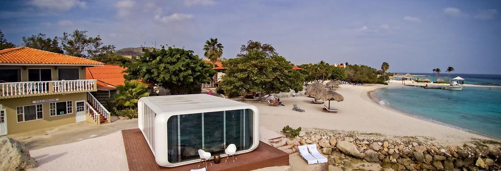 플로리스 스위트 호텔 - 스파 & 비치 클럽 - 성인 전용 - 빌렘스타트 - 건물