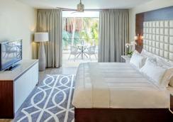 플로리스 스위트 호텔 - 스파 & 비치 클럽 - 성인 전용 - 빌렘스타트 - 침실