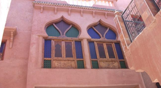 Dar Alaafia - Ouarzazate - 건물