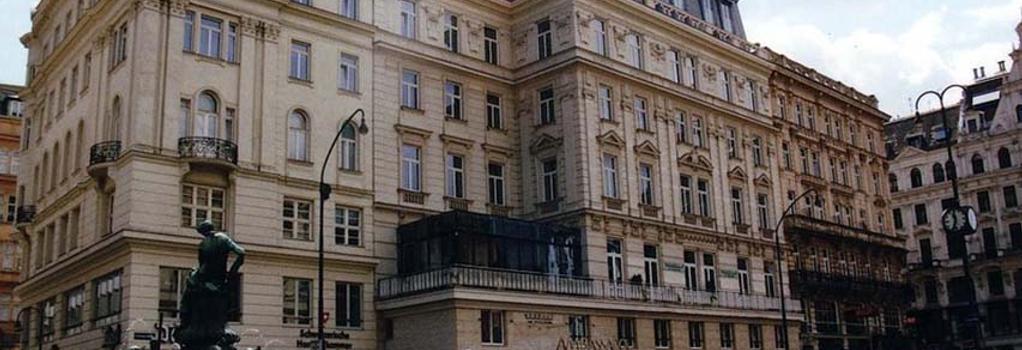 호텔 앰배서더 - 빈 - 건물