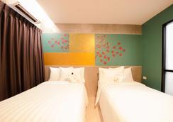더 리체 부티크 호텔 - 방콕 - 침실