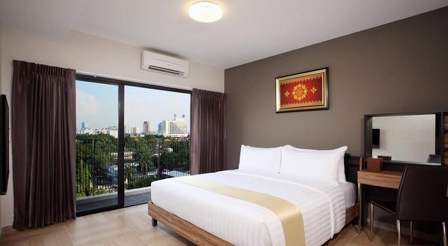 치바 레지던스 방콕 - 방콕 - 침실