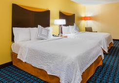Fairfield Inn & Suites Mobile - 모빌 - 침실
