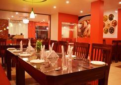 Hotel Avisha - 콜카타 - 레스토랑