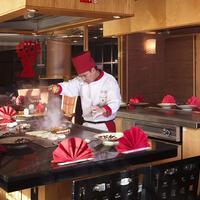 로다 알 부스탄 호텔 Restaurant