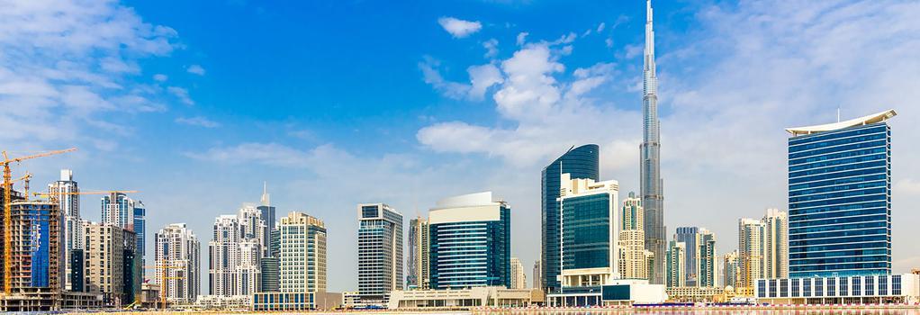 로다 알 부스탄 호텔 - 두바이 - 건물