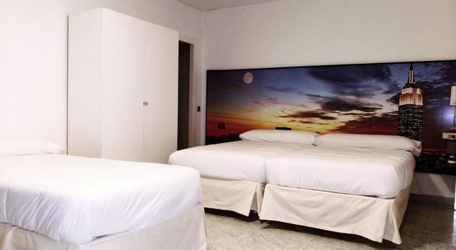 Hotel Los Manjares - 코르도바 - 침실