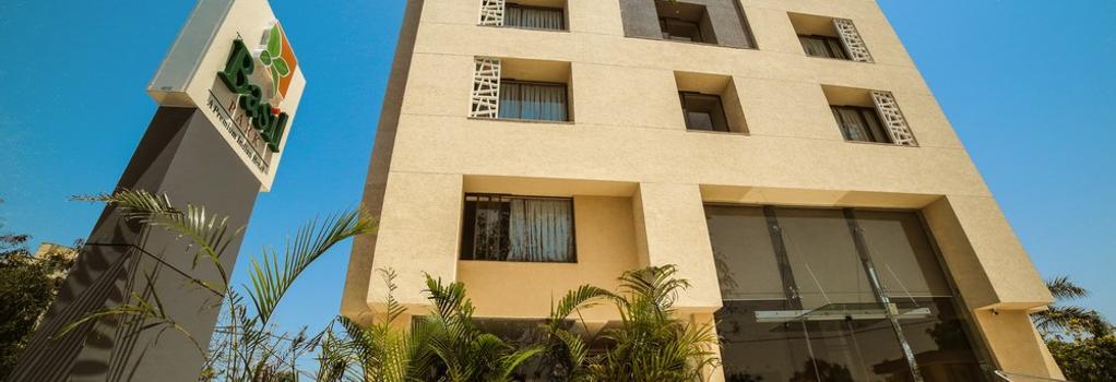 호텔 더 바실 파크 - Bhavnagar - 건물
