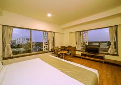 호텔 더 바실 파크 - Bhavnagar - 침실