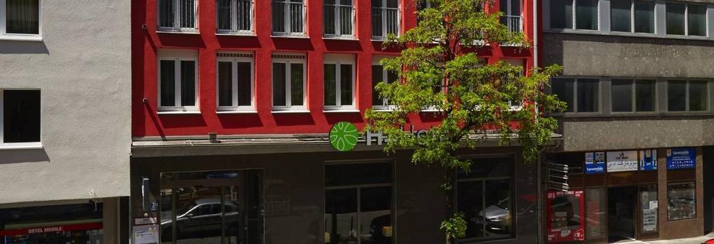 H+ 호텔 뮌헨 시티 센터 B&B - 뮌헨 - 건물