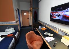 에콘텔 호텔 뮌헨 - 뮌헨 - 침실