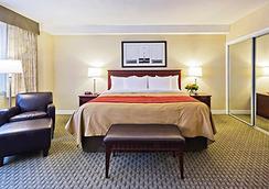컴포트 호텔 다운타운 토론토 - 토론토 - 침실