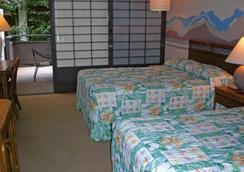 The Breakers Hotel - 호놀룰루 - 침실