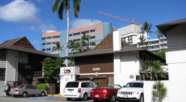 The Breakers Hotel - 호놀룰루 - 건물