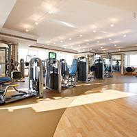 페어몽트 두바이 Fitness Facility