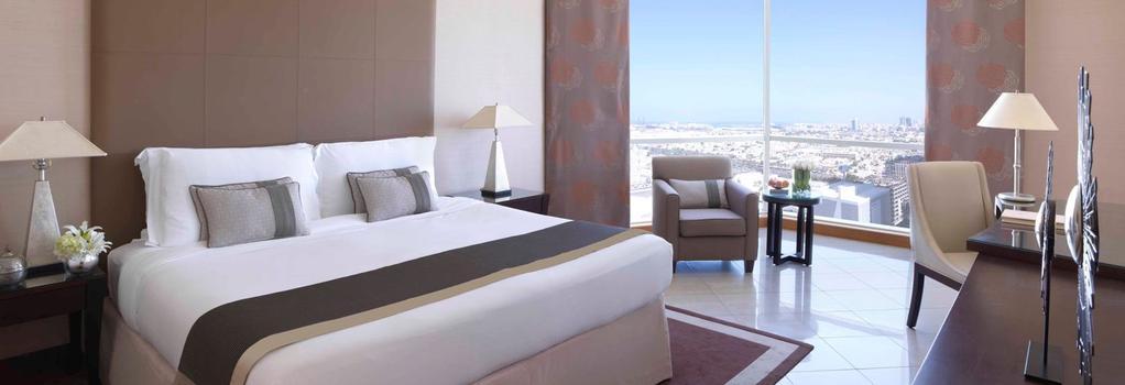 페어몽트 두바이 - 두바이 - 침실