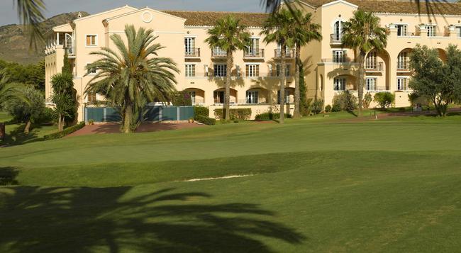 호텔 프린시페 펠리페 - La Manga del Mar Menor - 건물