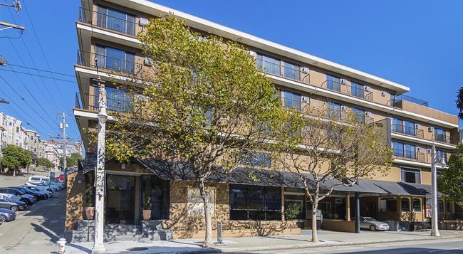 다 빈치 빌라 호텔 - 샌프란시스코 - 건물