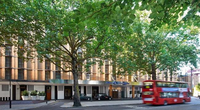 힐튼 런던 켄싱턴 - 런던 - 건물