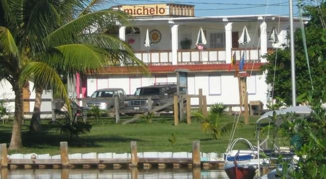 Michelo Suites - Placencia - 건물