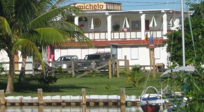 Michelo Suites - Placencia - 건물