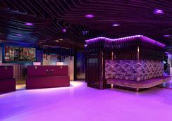 쿠 그린 호텔 완차이 홍콩(구 메트로파크 완차이) - 홍콩 - 로비