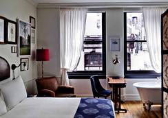 더 노마드 호텔 - 뉴욕 - 침실