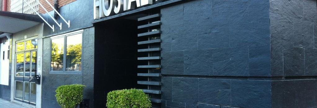 호스탈 아에로푸에르토 - 마드리드 - 건물