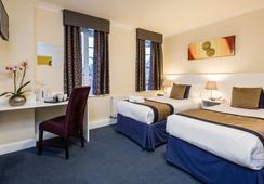 킹스랜드 호텔 - 런던 - 침실