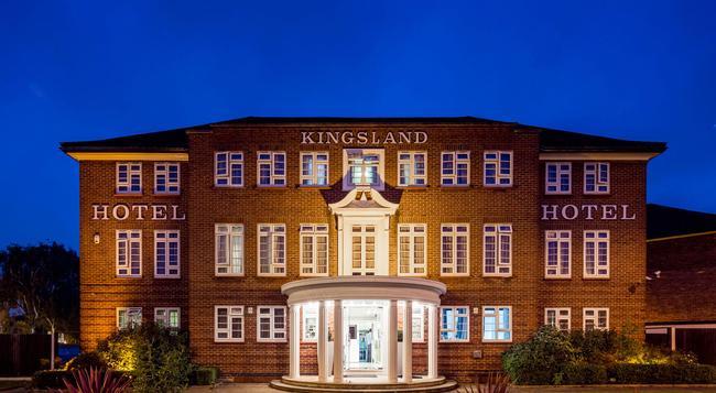 킹스랜드 호텔 - 런던 - 건물