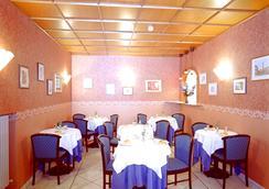 호텔 베로나 롬 - 로마 - 레스토랑