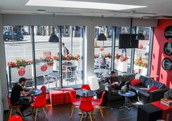 Haymarket Hub Hotel - 에든버러 - 레스토랑