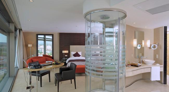 그랜드 앙카라 호텔 - 앙카라 - 침실