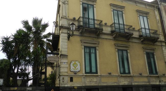 Boutique Hotel La Vecchia Palma - 카타니아 - 건물