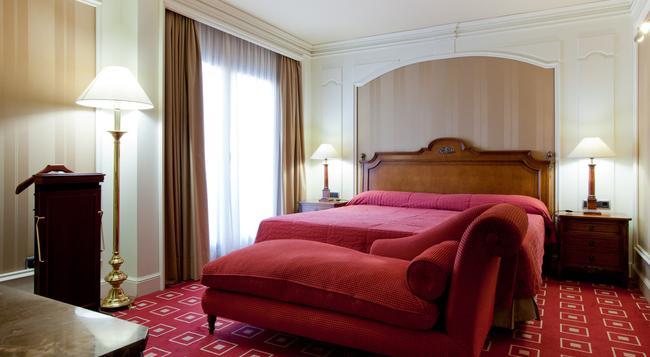 세빌라 센터 호텔 - 세비야 - 침실