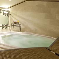 세빌라 센터 호텔 Indoor Spa Tub
