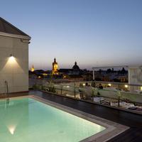 세빌라 센터 호텔 Rooftop Pool