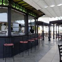 세빌라 센터 호텔 Poolside Bar