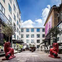 퍼스트 호텔 트웬티세븐 Terrace/Patio