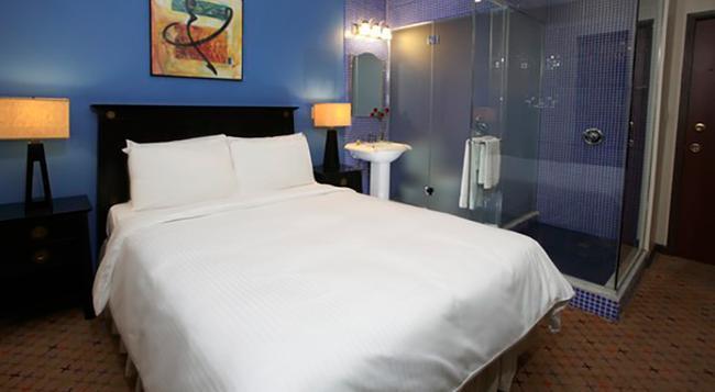 브로드웨이 호텔 - 뉴욕 - 침실