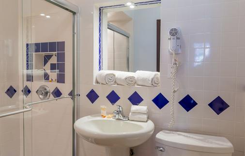 브로드웨이 호텔 앤드 호스텔 - 뉴욕 - 욕실