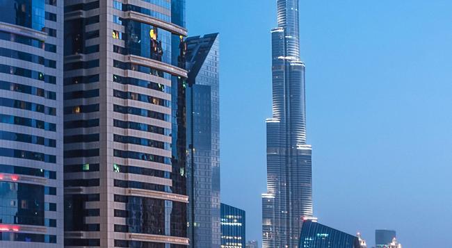 Carlton Downtown - 두바이 - 건물