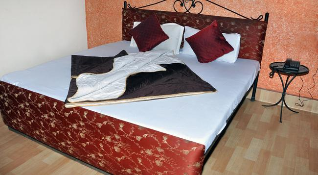 Hotel Haveli of Jaipur - 자이푸르 - 침실