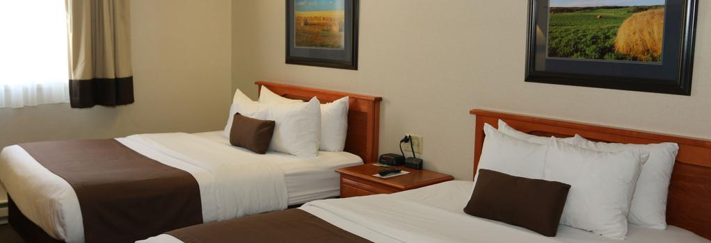 Northern Plains Inn - 마이넛 - 침실