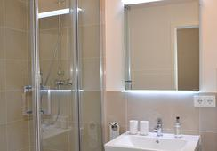 Appartementhotel Hamburg - 함부르크 - 욕실
