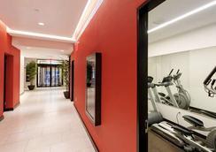 브로드웨이 앳 타임스퀘어 호텔 - 뉴욕 - 체육관