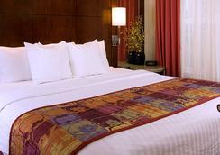 Residence Inn by Marriott Orlando Airport - 올란도 - 침실